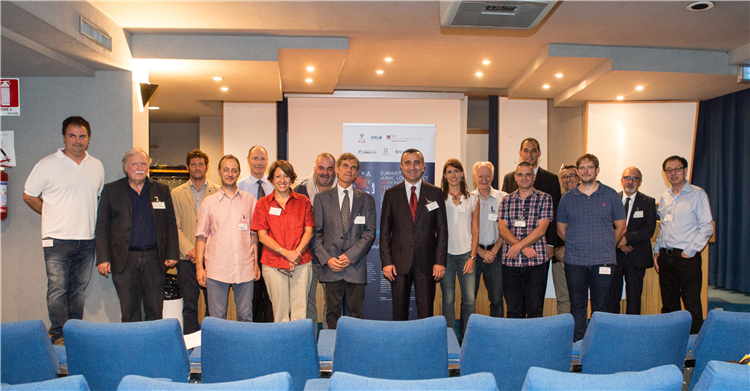Fifth Project Meeting and Stakeholder Workshop Event was held on 17-19 September 2018 in Italy